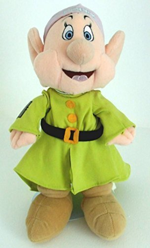 Walt Disneys Snow White & The Seven Dwarfs Dopey 12 Plush