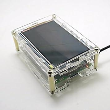DollaTek Caja de acrílico Raspberry Pi/Carcasa / Gabinete ...