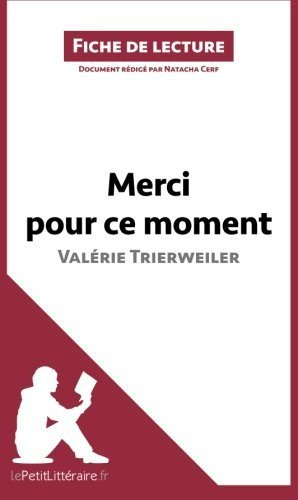 Merci Pour Ce Moment French Edition [Pdf/ePub] eBook