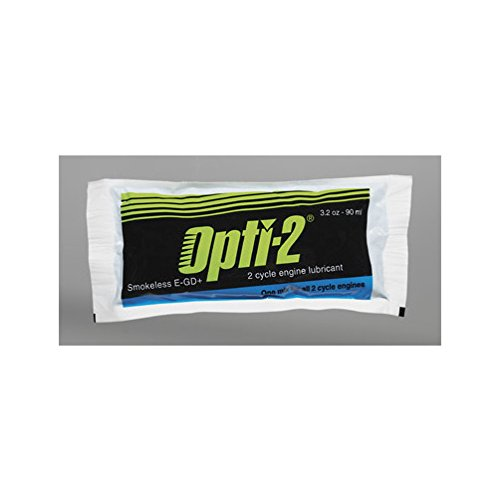 2 Cycle Oil Ratio - Opti-2 2 Cycle Oil with Fuel Stabilizer 3.2 Oz., pack of 28