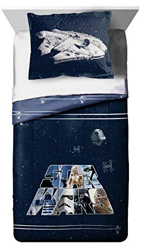 Franco Manufacturing Star Wars Classic Full/Twin Bedding Comforter with Sham #753934050