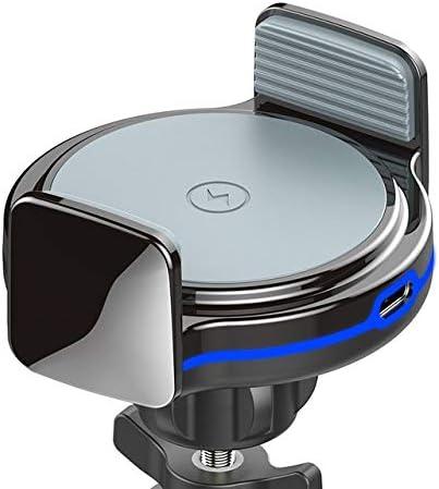 10W Qi Wireless Fast Car Charger Air Vent Supporto del Telefono Mobile Mount Standfor per One Plus 7T per LG G6 per Samsung Glaxy S10e