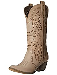 Very Volatile Women's Raspy Western Boot