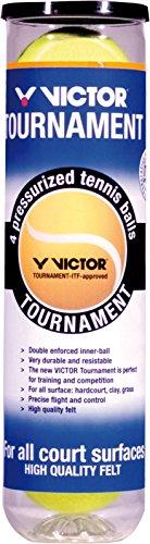 Victor International Tennis Tournament Tennis Balls by Victor