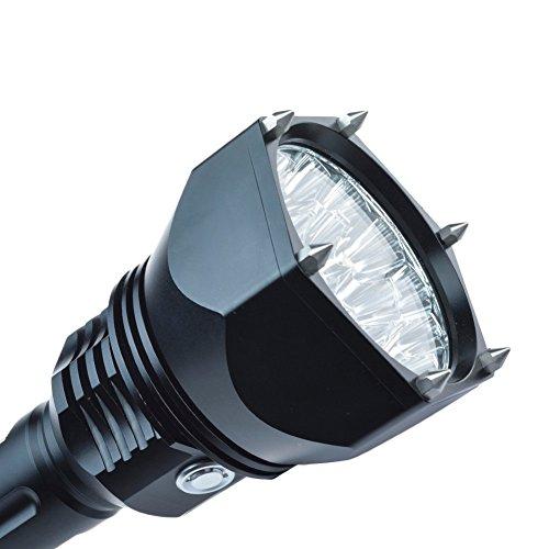 Flashlight 22000 Lumens LED Flash Light Lantern by TALANNA STON (Image #1)