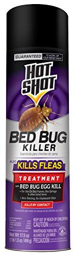 17.5 Ounce Aerosol (Hot Shot 17.5 oz Aerosol-Bed Bug Killer)