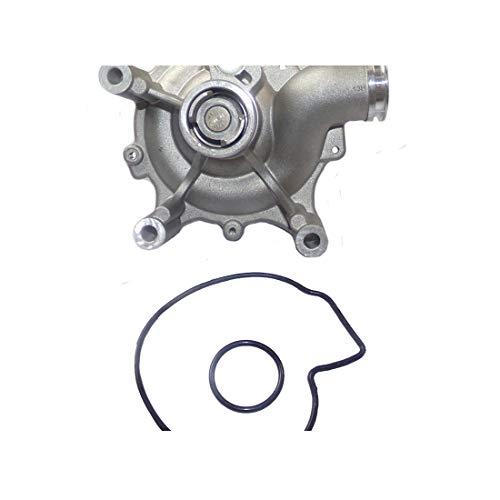 DNJ WP826 Water Pump for 2002-2008 / Mini/Cooper / 1.6L / SOHC / L4 / 16V / 1600cc / W11B16A