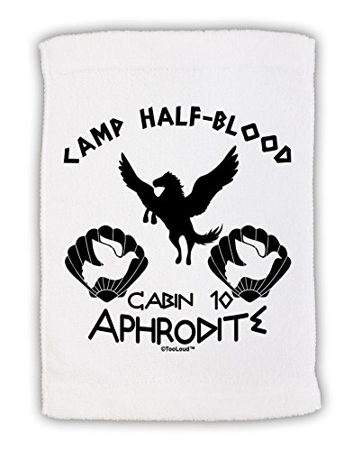 [TooLoud Cabin 10 Aphrodite Camp Half Blood Micro Terry Sport Towel 11