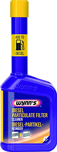 Limpiador de filtros contra particulas Diesel Wynns wy28272, 325
