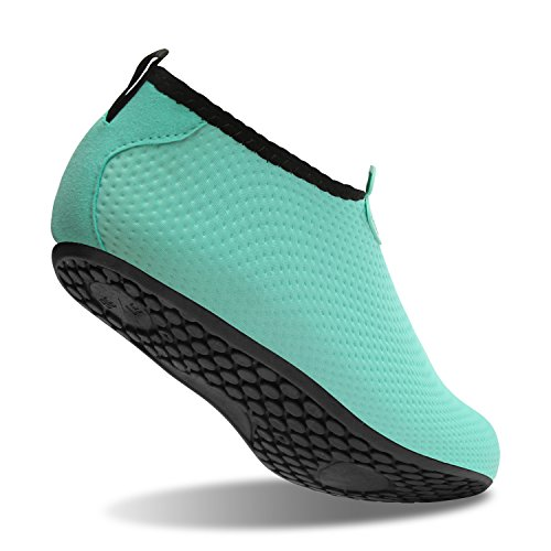 House Quick Drying Sock Shoes Office Mens Mint Water Footwear Centipede Aqua Demon Green Barefoot Shoes Womens gxqwI8F8f