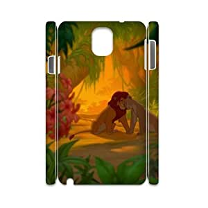 C-EUR Diy Case Lion King,customized Hard Plastic case For samsung galaxy note 3 N9000
