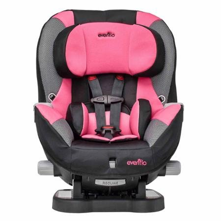 video review evenflo triumph lx convertible car seat isabella best deals boomsbeat. Black Bedroom Furniture Sets. Home Design Ideas