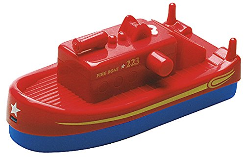 Aquaplay Squirting Fireboat (Fireboat Games)
