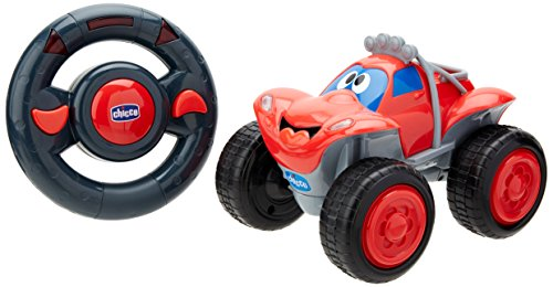 Chicco Billy Bigwheels, Coche Radio Control, Color Rojo