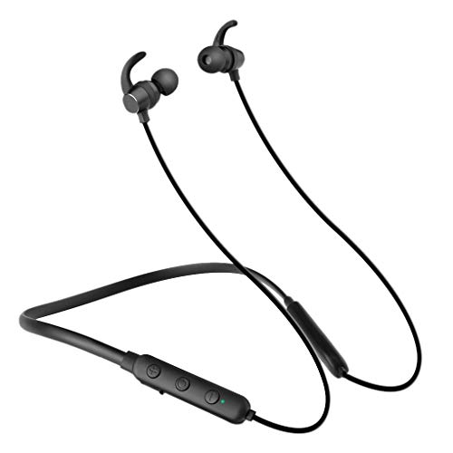 Four Four X7 4.1 Wireless Bluetooth Headset Neck Hang Headphones Stereo Hands-Free in-Ear Sport Magnetic Bluetooth Earphones