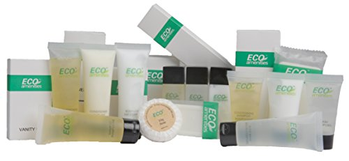 ECO AMENITIES Transparent Tube Flip Cap Individually Wrapped 30ml Body Lotion, 72 Tubes per Case by ECO Amenities (Image #3)