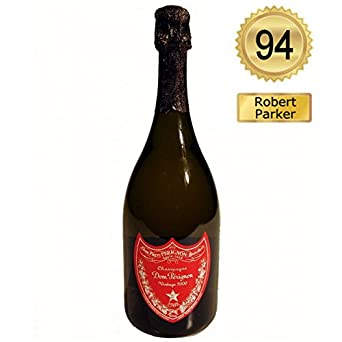 Dom Perignon Andy Warhol Limited Edition Vintage 2000 Red Label 1 X