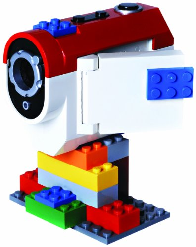Lion Camcorder Accessory (Lego Stop Animation Video Camera)
