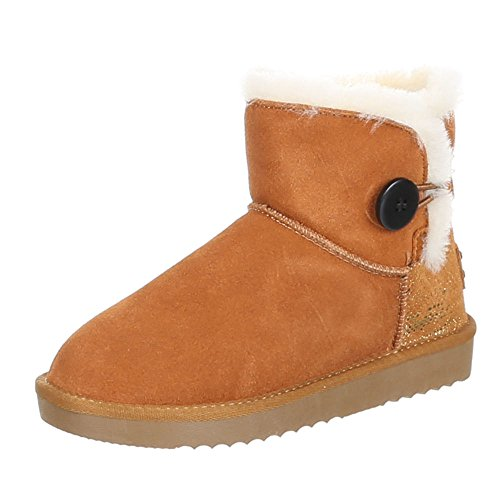 Women's Shoes 5803 Boots Camel 1 bRu8wv7WZ