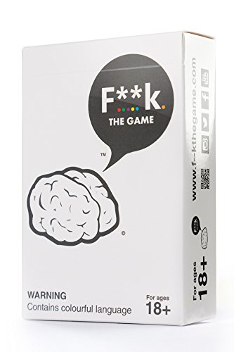F**k. The Game - Hilariously Social Party Game