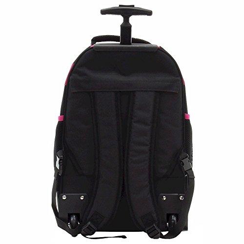 Nike 9A2210 Ripstop Rolling Backpack 21  School Bag   Weshop Vietnam 59fd19df49