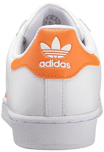 Adidas Kvinnor Originalen Superstar Vit / Tacora / Metalliskt Guld