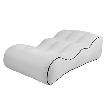 Amazon.com : BHDYHM Camping Inflatable Lounger with Carrying ...