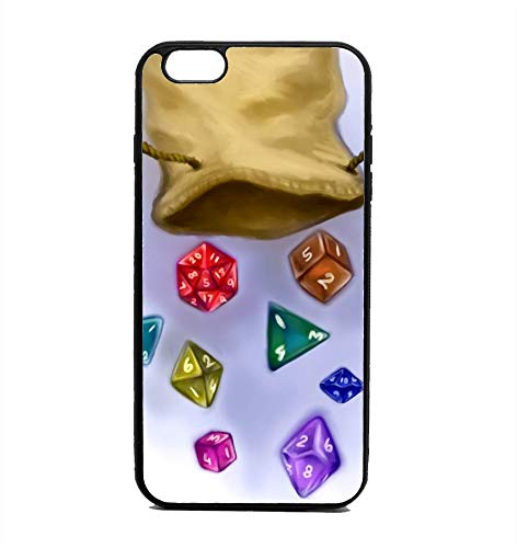 (Phone Case Dices RPG Board Game for iPhone 6)