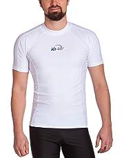IQ-Company, Maglietta UV 300Shirt Slim Fit Water Sport