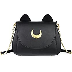 Cosplay Sailor Moon 20th Tsukino Usagi PU Leather Women Handbag Shoulder Bag