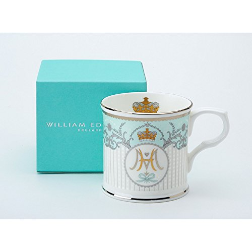 William Edwards H.R.H. Prince Harry & Meghan Markle Royal Wedding 19th May 2018 - The Royal Wedding Collection : Commemorative Fine Bone China Mug