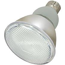 Satco S7206 15-Watt Medium Base PAR30, 5000K, 120V, Equivalent to 50-Watt Incandescent Lamp with U.L. Wet Location Listed