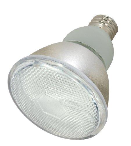 - Satco S7204 15-Watt Medium Base PAR30, 2700K, 120V, Equivalent to 50-Watt Incandescent Lamp with U.L. Wet Location Listed