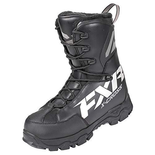 FXR - 2019 - X-Cross Speed Boot (Black, Men (11) / EU (45))