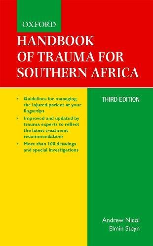 Handbook of Trauma for Southern Africa