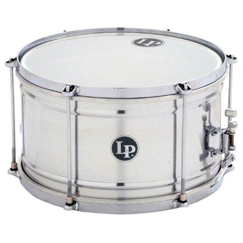 Latin Percussion Aluminum Caixa Snare Drum, 7X12 by Latin Percussion