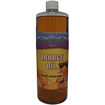 Nature S Wisdom Orange Oil Concentrate