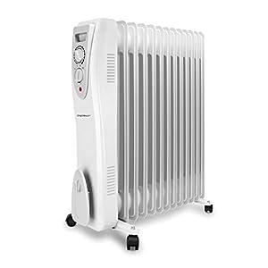 Aigostar Warm Snow - Radiatore ad olio portatile a basso consumo, Safe Heat a 3000W, 13 elementi con tre regolazioni… 41lb0YtL2UL. SS300