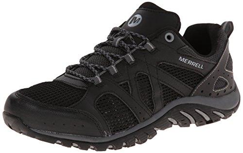 Merrell Men's Rockbit Cove Hiking Water Shoe, Black/Granite, 12 M US