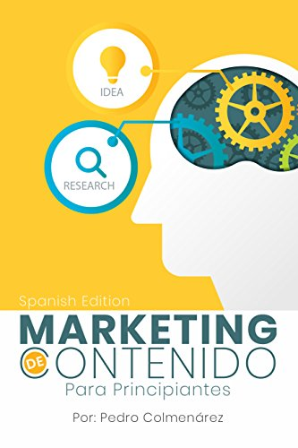 MARKETING DE CONTENIDOS Para Principiantes (Spanish Edition) cover