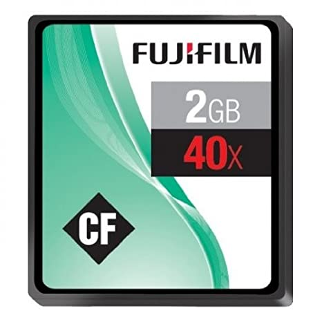Fujifilm 2GB CF 40x Memoria Flash CompactFlash - Tarjeta de ...