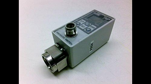 Smc Ise70-F02-43-X504 Class 2, Pressure Switch, Large Digital Display, Ise70-F02-43-X504 Class 2