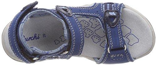Lurchi Bernie - Sandalias Niños Pantalon De Mezclilla (Jeans)