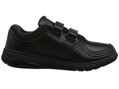 (ニューバランス) New Balance レディースウォーキングシューズ?靴 WW813Hv1 Black 11 (28cm) D - Wide