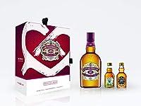 Set Chivas Regal 12 años 700 ml + 2 Miniaturas de regalo