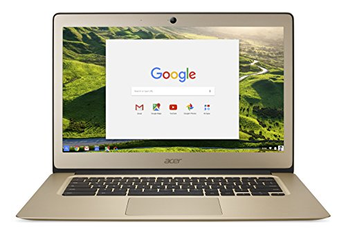 Acer Chromebook 14  CB3-431-C5FM 14-inch Full HD (Intel Celeron Quad-Core N3160, 4GB LPDDR3, 32GB)