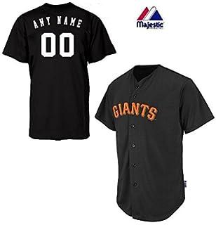 cc70b5b16 San Francisco Giants Full-Button CUSTOM or BLANK BACK Major League Baseball  Cool-Base