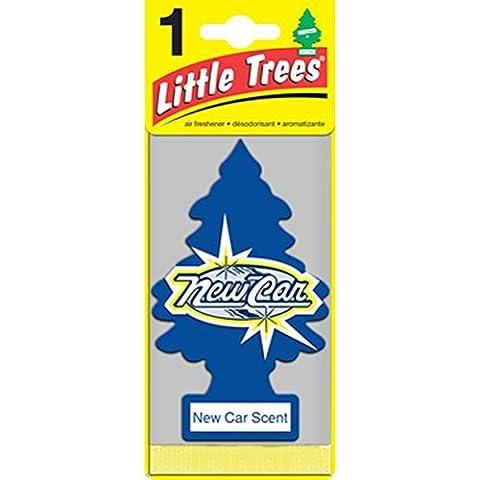 Little Trees U6P-60189 Air Freshner (New Car Pk6) - Little Trees Car