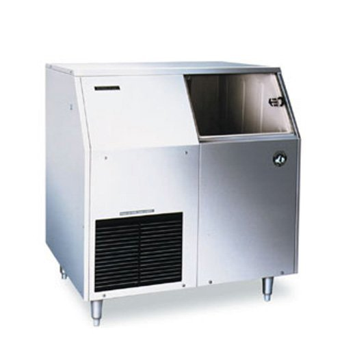 Hoshizaki F-500BAF 38'' Energy Star Rated Undercounter Ice Maker With 501 lbs. Daily Ice Production Flaked Ice 170 lbs. Built-In Storage Removable Air Filter And Scoop: Stainless by Hoshizaki
