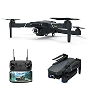 EACHINE E520 Drone with Camera 4K for Adults WiFi FPV Long Distance Drone with 4K HD 120° Wide Angle Camera 1200Mah Long…